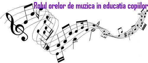 ore de muzica