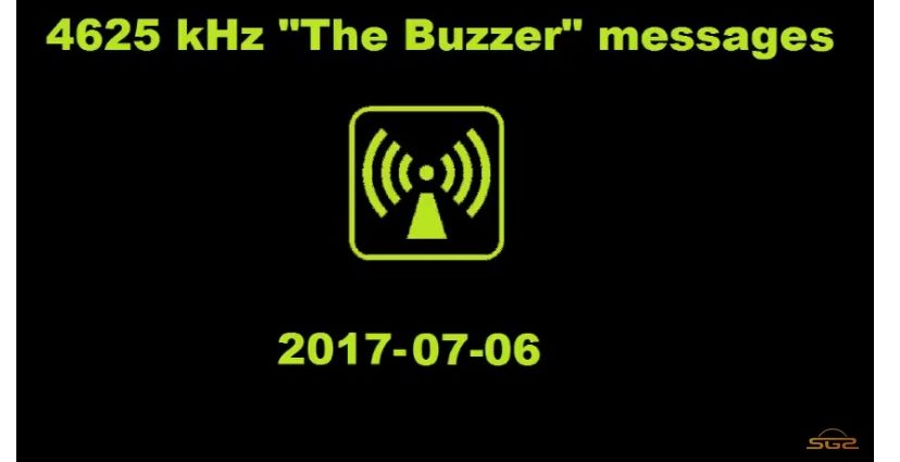 post de radio The Buzzer